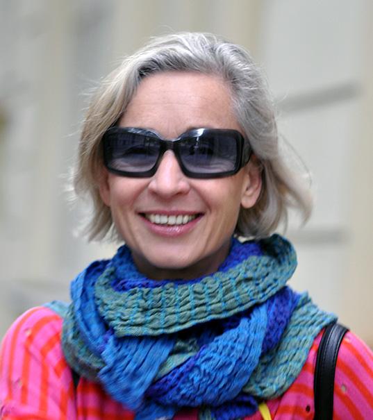 Portrait of Dr. Carola Hilfrich