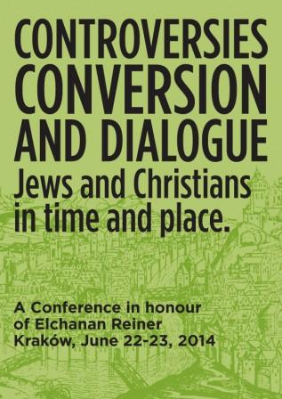 Poster of Controversies Conversion & Dialogue Seminar